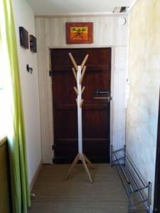 Gîte Riparia - entrée